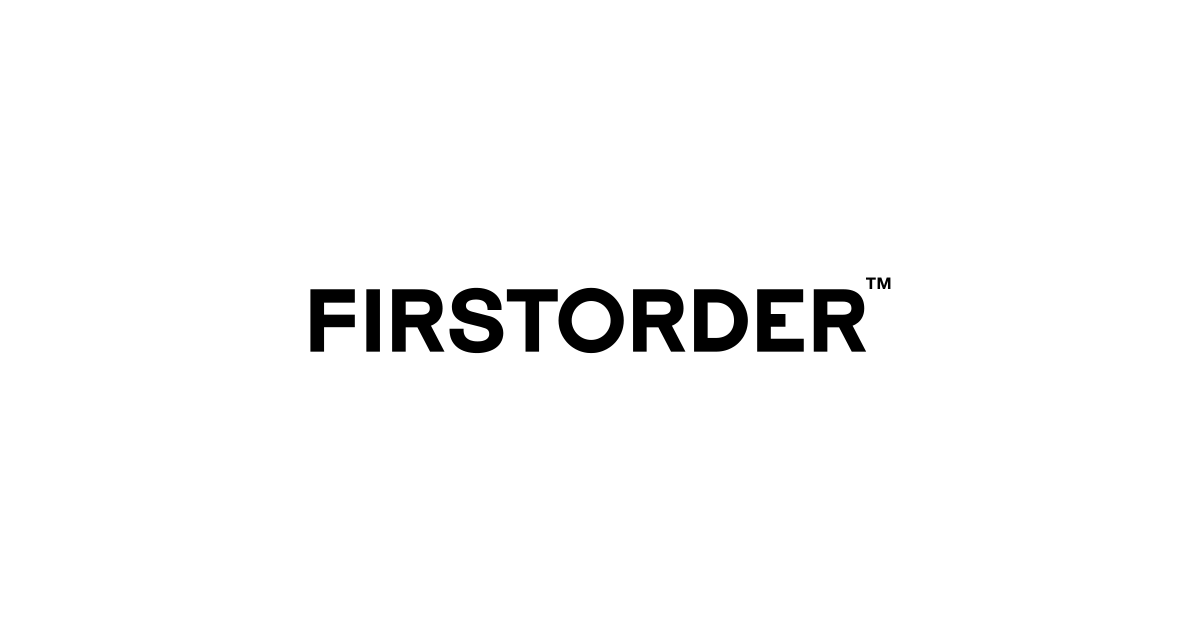 FIRSTORDER